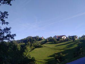 Kolesarska Metek runda @ Gostilna pri Kovaču | Ljubljana | Slovenija